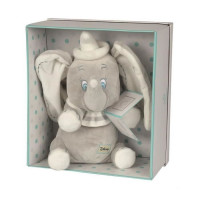 DISNEY Dumbo LElephant Peluche Dumbo Assis 25 cm