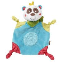 Babysun Doudou Mouchoir Panda - Jungle Heroes