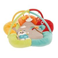BABYSUN Tapis Cocon dEveil Jungle Heroes