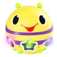 BRIGHT STARTS Abeille Musicale Roll + Chase Bumble Bee