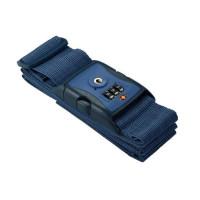 CAO CAMPING Sangle pour bagages TSA 3 - Bleu