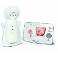 ANGEL CARE AC1320 Babyphone Moniteur de sons et videos - Blanc