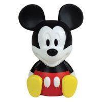 MICKEY Veilleuse 3D - Rouge, noir et blanc