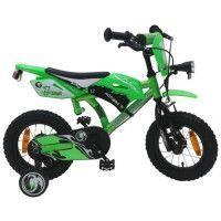 Velo Motobike 12 - Enfant garcon - Vert