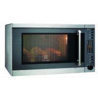 ELECTROLUX EMS30400OX - Micro-ondes - 27,6L - 900W - Grill: 1100W - Inox