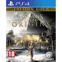 Assassins Creed Origins Edition Gold Jeu PS4
