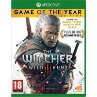 The Witcher 3 : Wild Hunt Goty Edition Jeu Xbox One