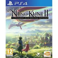 Ni no Kuni II: lAvenement dun royaume Version Standard Jeu PS4