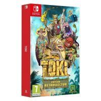 TOKI Edition Collector Jeu Switch
