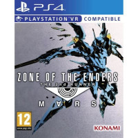 Zone of The Enders - The 2nd Runner: Mars Jeu PS4