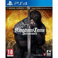 Kingdom Come Deliverance Edition Speciale Jeu PS4