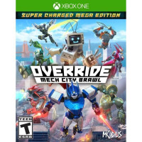 Override : Mech City Brawl - Super Charged Mega Edition Xbox One