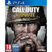Call of duty World War II Jeu PS4