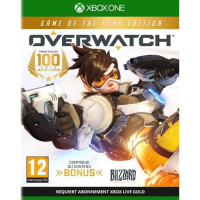 Overwatch Goty Edition Jeu Xbox One