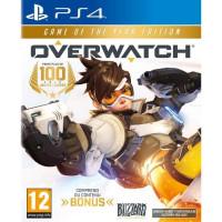 Overwatch Goty Edition Jeu PS4