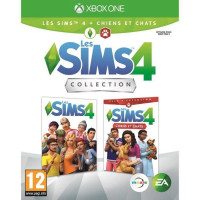 SIMS 4 Edition Chiens + chats Jeu Xbox One