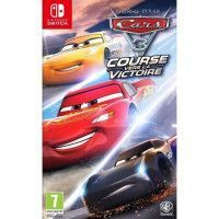 Cars 3 Jeu Switch