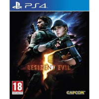 Resident Evil 5 Jeu PS4