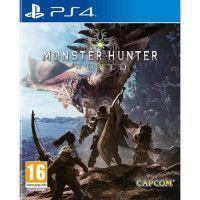 Monster Hunter World Jeu PS4