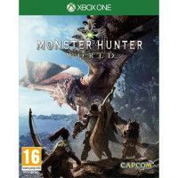 Monster Hunter World Jeu Xbox One
