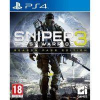 Sniper Ghost Warrior 3 Season Pass Edition Jeu PS4