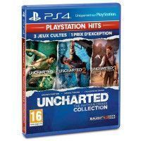 Uncharted : The Nathan Drake Collection PlayStation Hits Jeu PS4