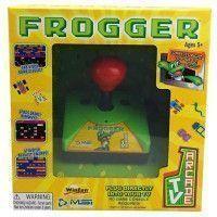 Console avec Frogger integre TV Arcade Plug + Play