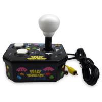 Console avec jeu video integre Space Invaders TV Arcade Plug + Play