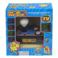 Console avec jeu video integre Ms Pacman TV Arcade Plug + Play