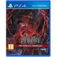 Anima Gate Of Memories : The Nameless Chronicles Jeu PS4