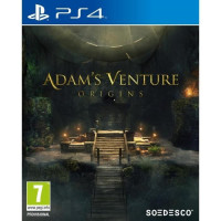Adams Venture Origins Jeu PS4