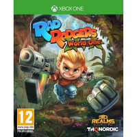 Rad Rodgers Jeu Xbox One