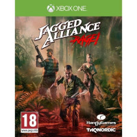 Jagged Alliance Rage Jeu Xbox One