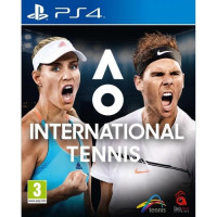 AO International Tennis Jeu PS4