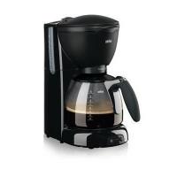 BRAUN KF560/1 Cafetiere filtre CafeHouse PurAroma Plus - Noir