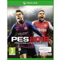 PES 2019 Jeu Xbox One