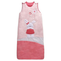 TINEO Douillette Reglable 100 cm Lapin Collection Fille