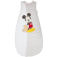 MICKEY Gigoteuse 2eme Age Velours Reglable 6-36 Mois 80-100 cm a Pressions - Disney Baby