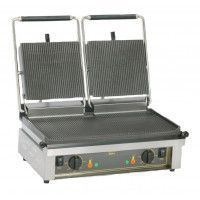 Pan contact-grill PAN MAXI ROLLER GRILL -  192 hamburgers ou steaks / H