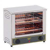 Toaster infrarouge 2 étages TOA2000 ROLLER GRILL - 300 Toasts/h