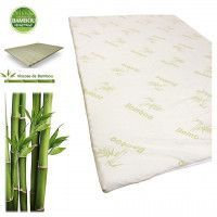 Royalty Comfort SLT-MSM-90190 Bamboo Mattress Topper