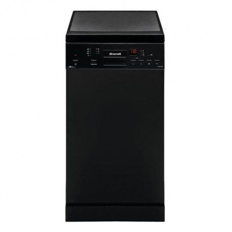 BRANDT DFS1010N - Lave-vaisselle posable - 10 couverts - 47dB - A++ - Larg. 44,8cm
