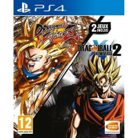 Dragon Ball Fighterz + Dragon Ball Xenoverse 2 Jeu PS4