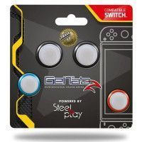 Pack de 4 Grips Geltabz pour Stick pour manettes Switch