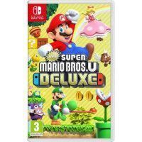 New Super Mario Bros U Deluxe Jeu Switch