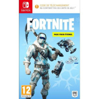 Fortnite Nintendo Jeu Switch