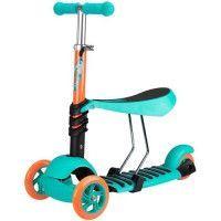 NIJDAM Mini trottinette 3 roues enfant