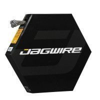 JAGWIRE Lot de 50 cables de derailleur Pro Polished - 1.1 x 2300 mm - Sram et Shimano