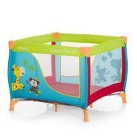 HAUCK Parc bebe Sleep N Play SQ Jungle Fun