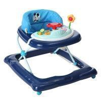 MICKEY Trotteur bebe Player Bleu - Disney Baby